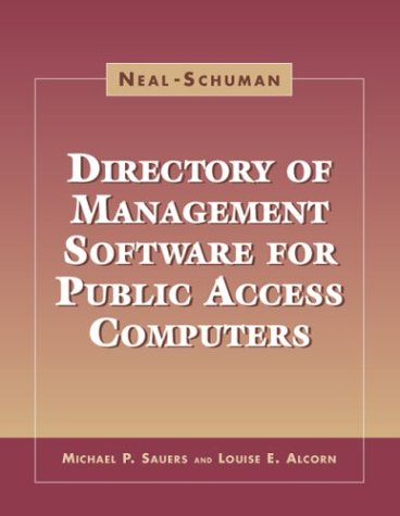 Order The Neal-Schuman Directory of Library Management Software at Amazon.com