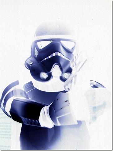 Storm Trooper - Inverted