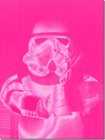 Storm Trooper - Pink