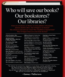 Save our books