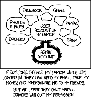 Xkcd archives the travelin librarian posted in fun tech tagged with security xkcd urtaz Image collections