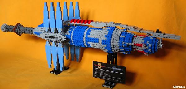Lego Babylon 5