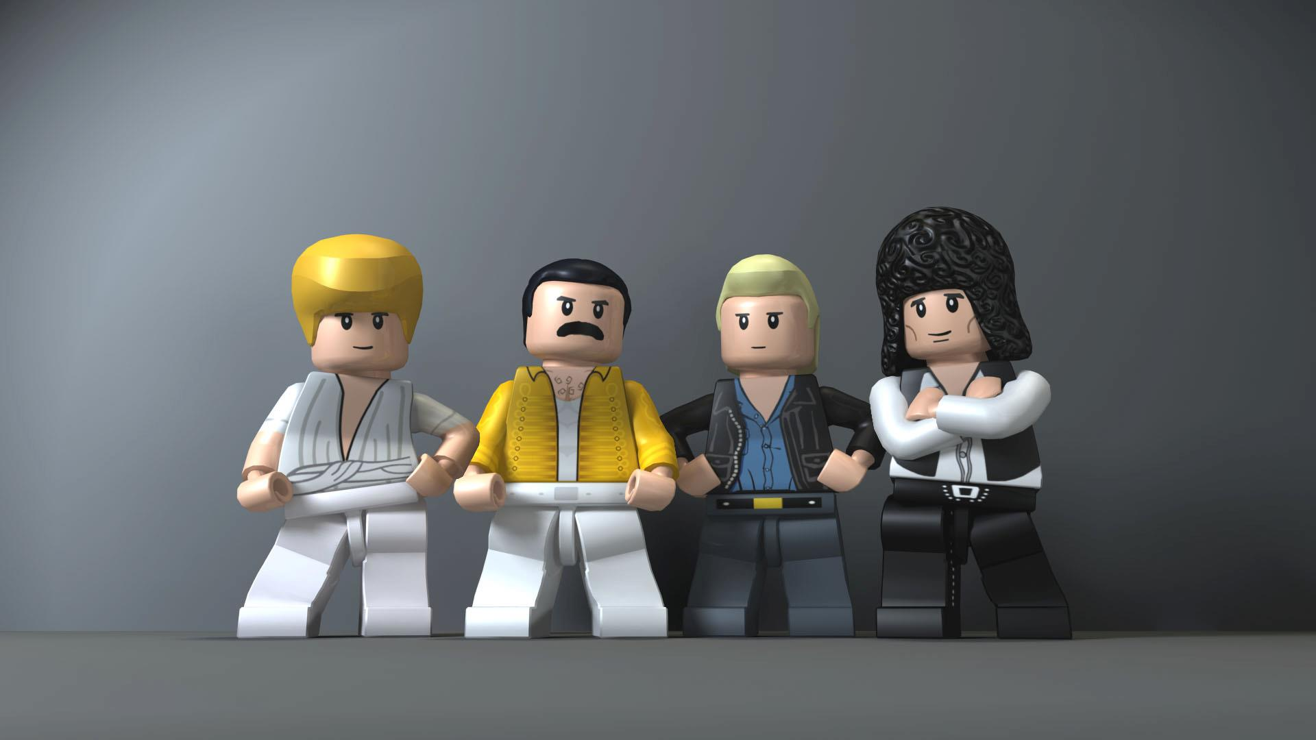 Queen Lego