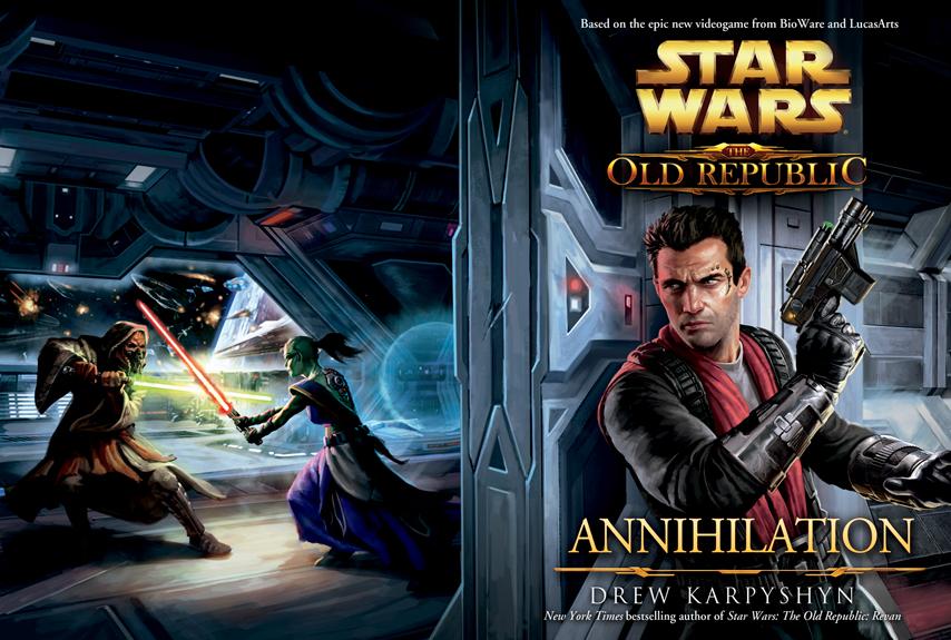 Star Wars Annhilation