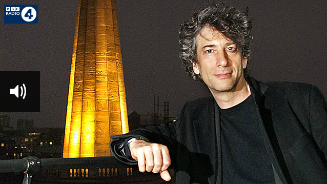 Neil Gaiman BBC Radio 4