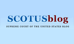 SCOTUS Blog logo