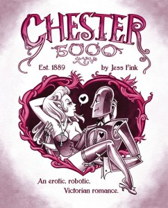Chester 5000 cover