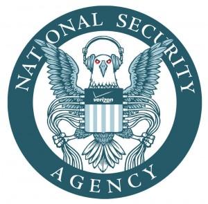 NSA/Verizon logo