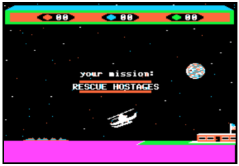 Choplifter_1982_Broderbund_screenshot