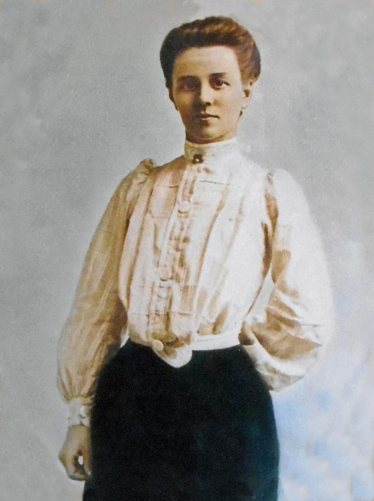 Bertha Ann Smith (Mom's Great Grandmother, Hope's Mother)