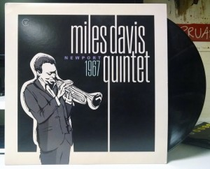Miles Davis Quintet vinyl
