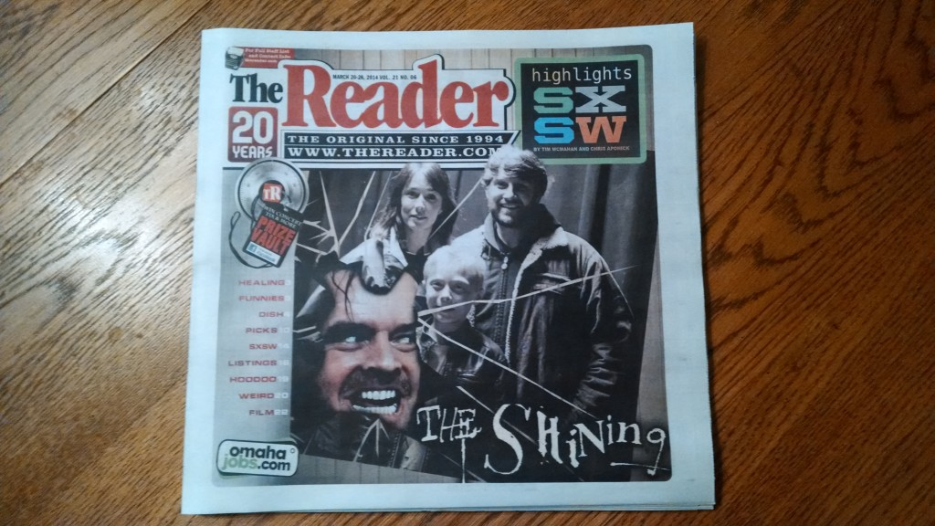The Reader Newspaper