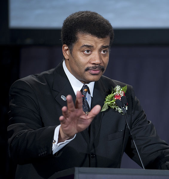 Neil DeGrasse Tyson on Weather vs Climate