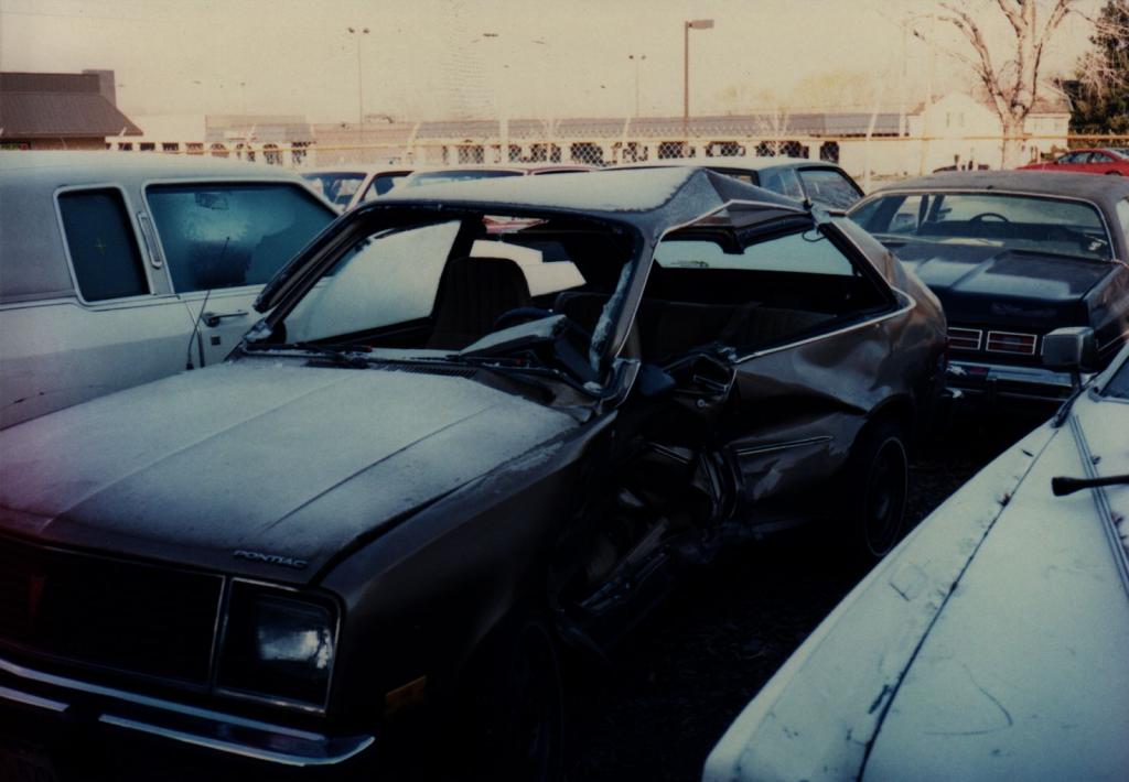 Car Accident 1988