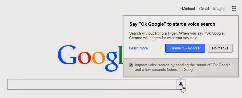 Ok+Google