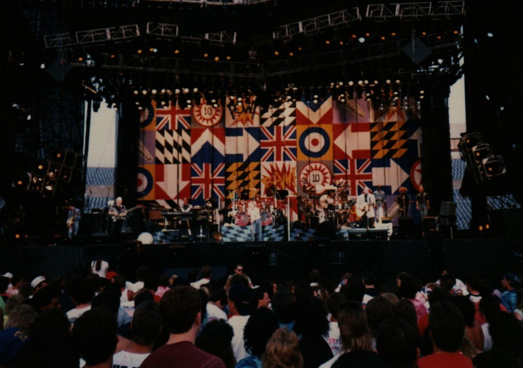 The Who, Rich Stadium, Buffalo, NY July 1989