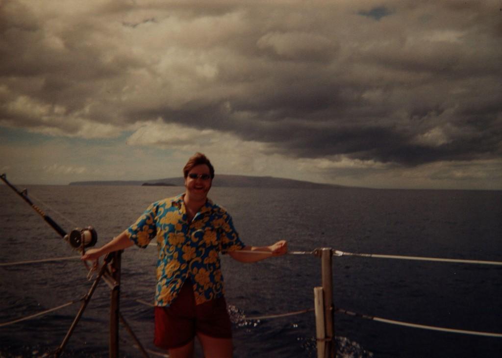 Hawaii August 2001