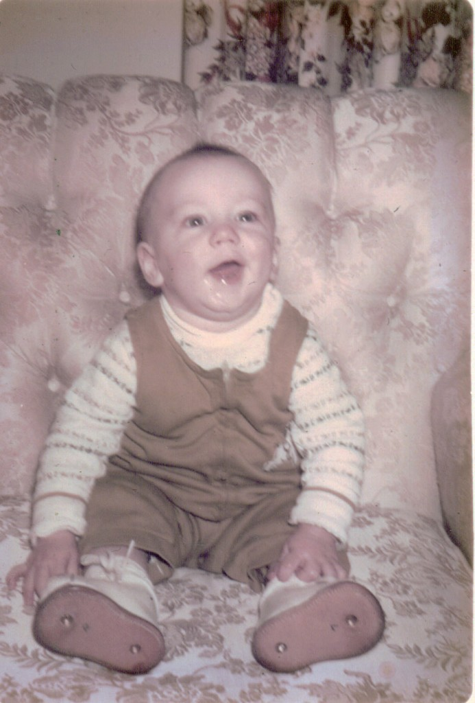 Michael at 4 months