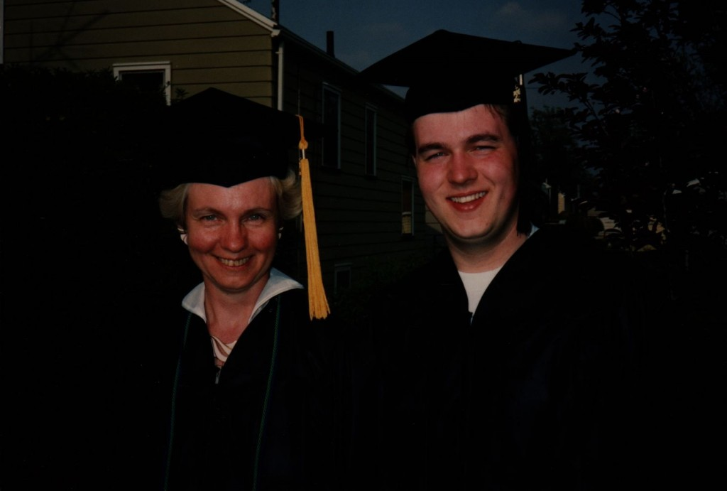 College Graduation May 1992