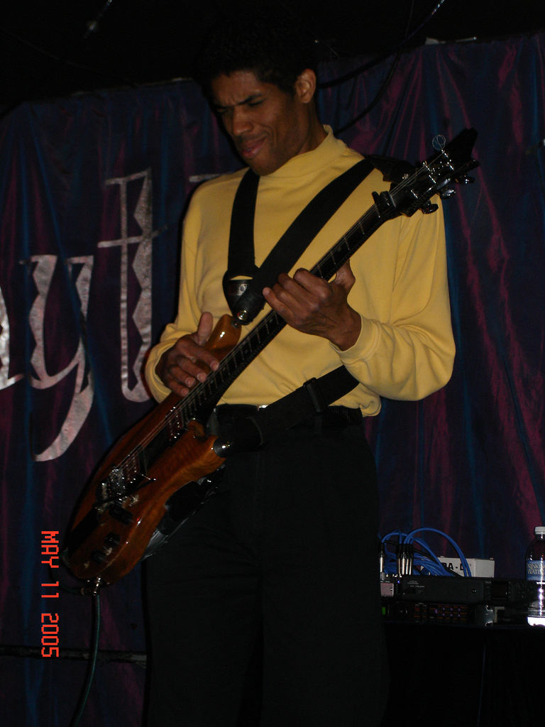 Throwback Thursday: Stanley Jordan, 2011