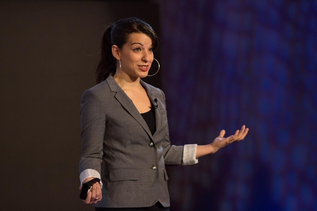 Friday Video: Anita Sarkeesian at TEDxWomen 2012