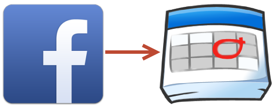 Tuesday Tech Tip: Sync Facebook's calendar with Google Calendar