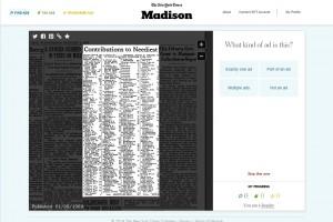 NYT Madison