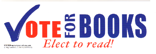 Vote for books