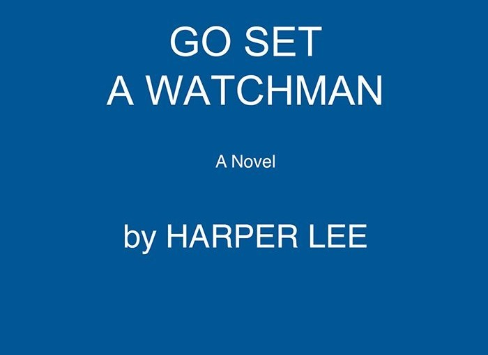 Go Set a Watchman (blank cover)