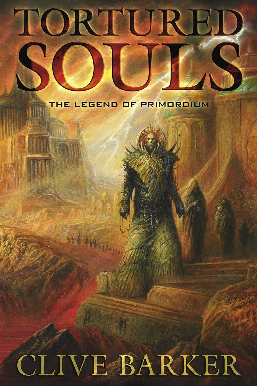 Tortured Souls by Clive Barker