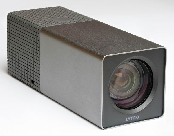 Playing with the Lytro