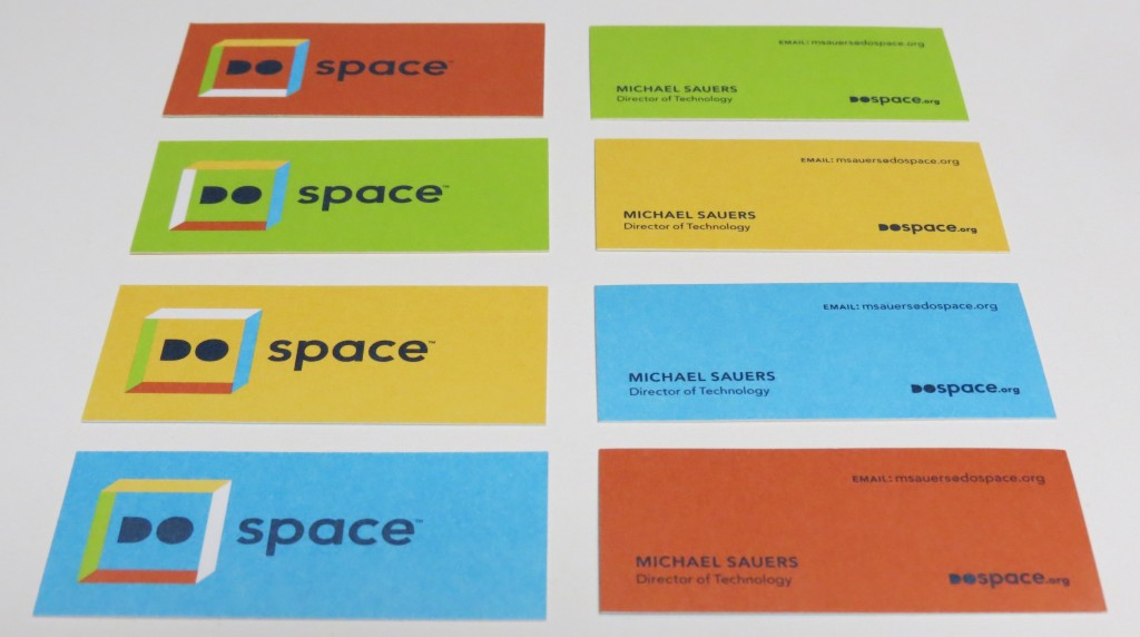 Do Space business cards 1