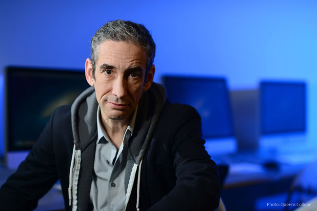 "Friday Video: Douglas Rushkoff on How to be ""Team Human"" in the Digital Future"