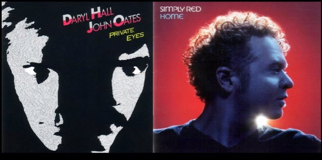 Mashup Monday: I Can't Go For That Sunrise (Hall & Oates vs. Simply Red)
