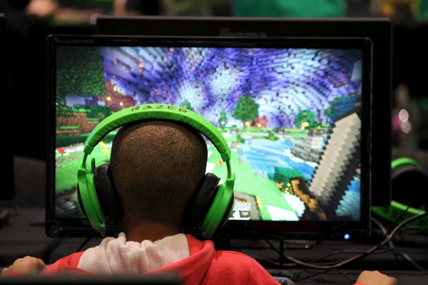 Minecraft in school? How video games could be the future of learning