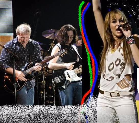 Mashup Monday: Tom in the USA – Miley Cyrus vs. Rush