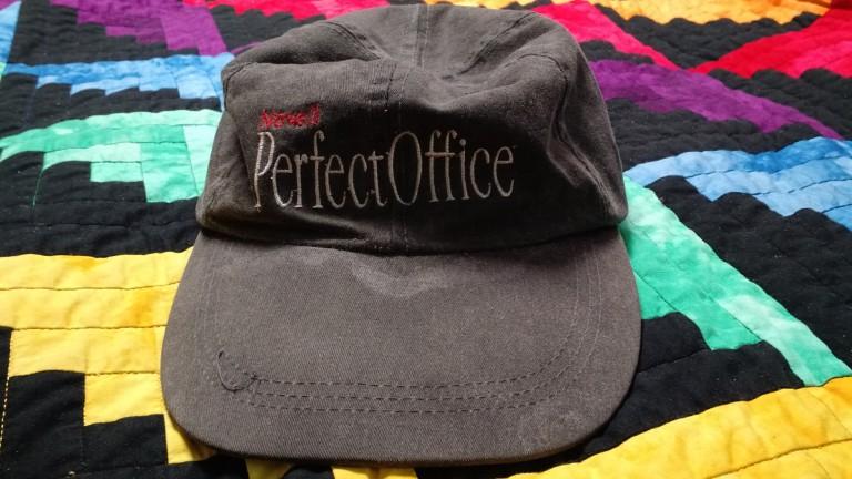 Novel PerfectOffice hat
