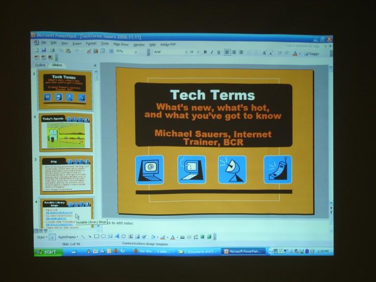 Tech Term 2006
