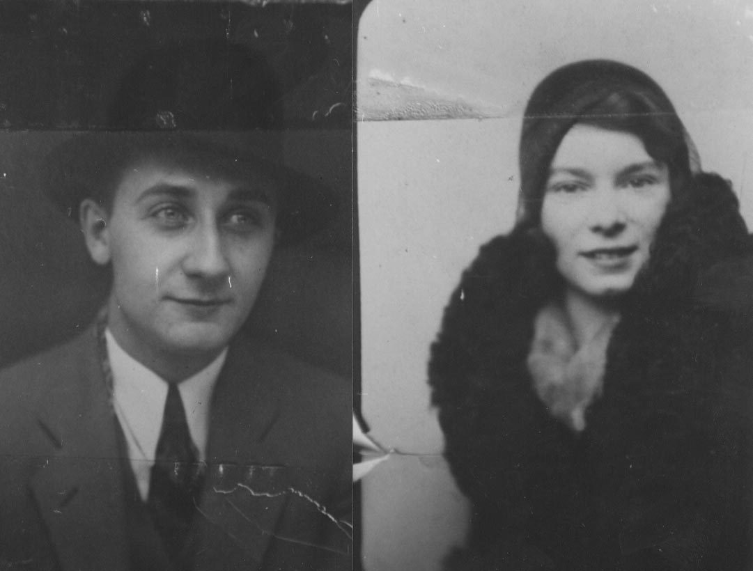 Throwback Thursday: Paternal grandparents