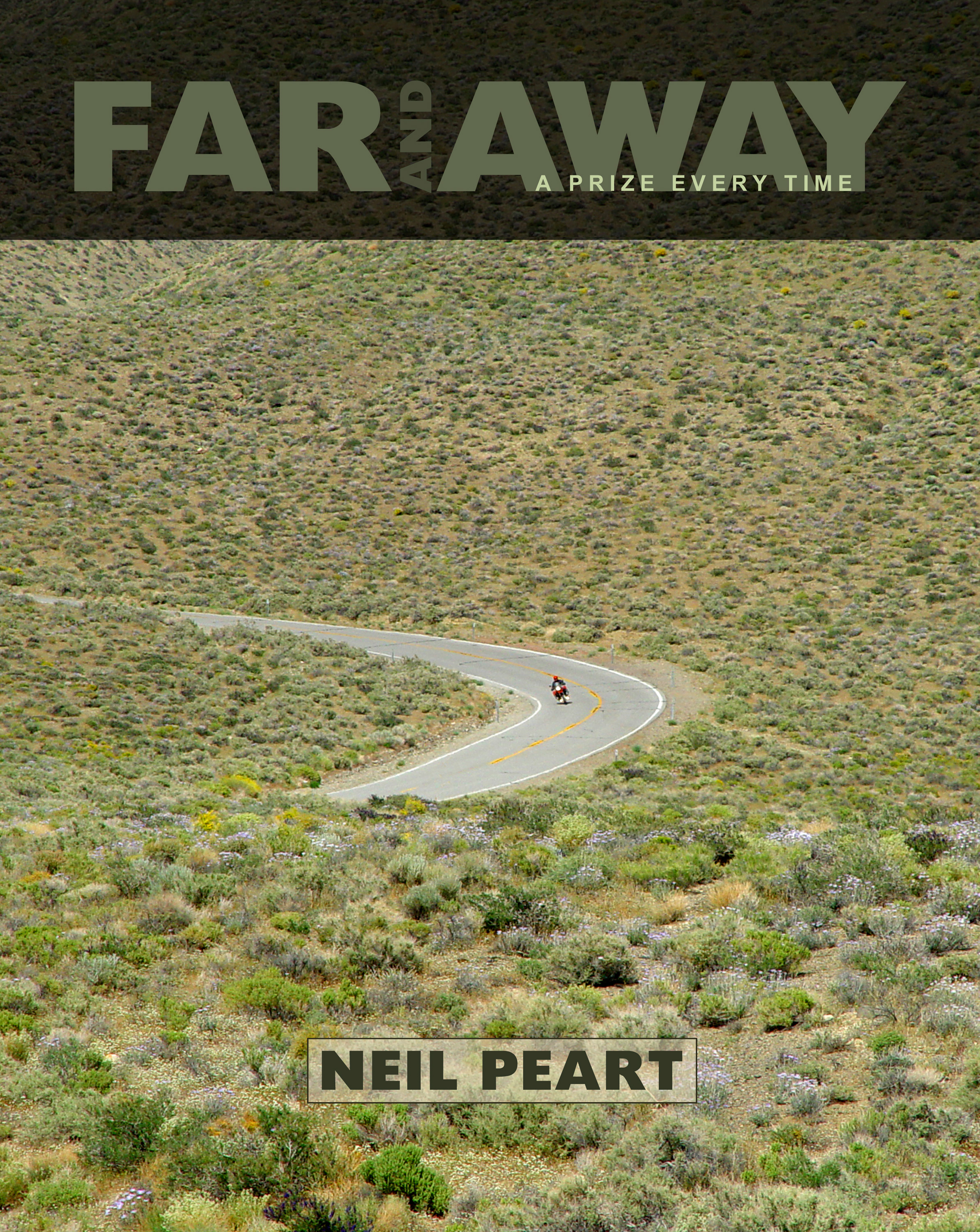 Friday Reads: Far and Away by Neil Peart