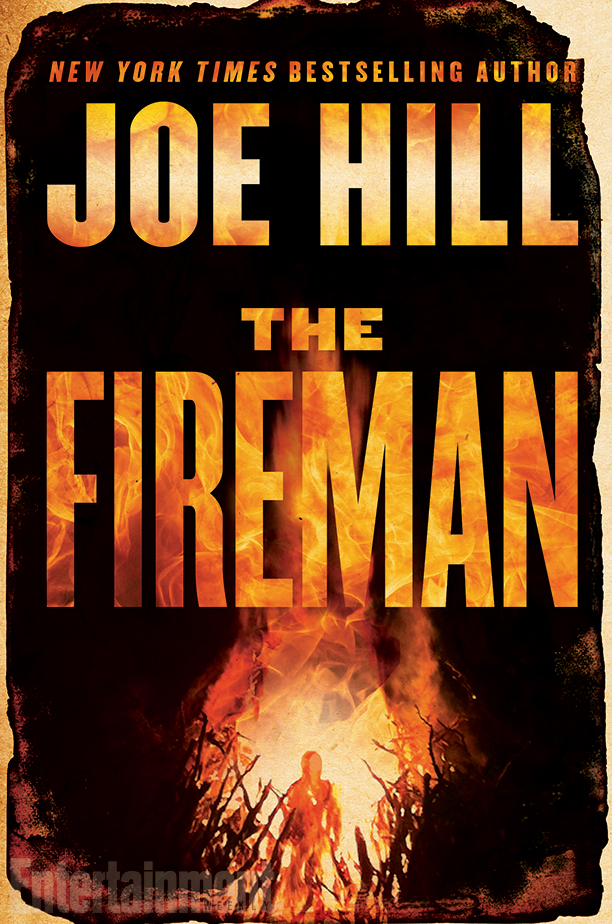 Friday Reads: The Fireman by Joe Hill