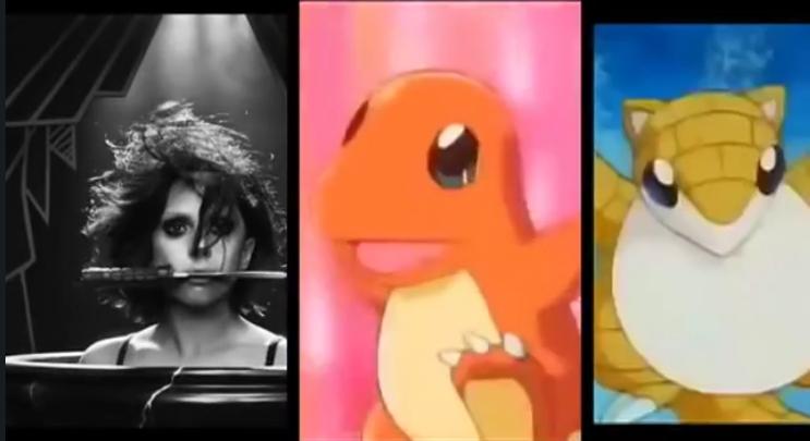 Gaga Pokemon