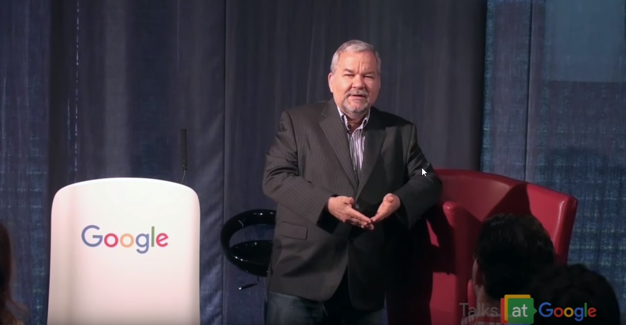 "Friday Video: Phil Zimmermann: ""Communications Security"" 