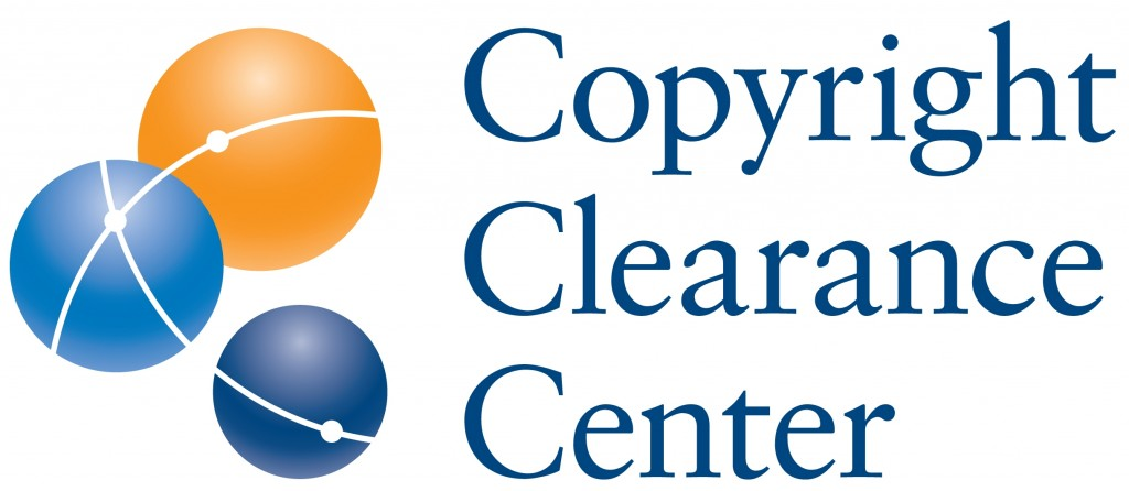 Copyright Clearance Center charges a mark-up