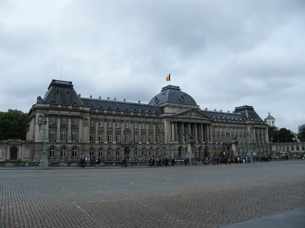 belgium-royal-palace