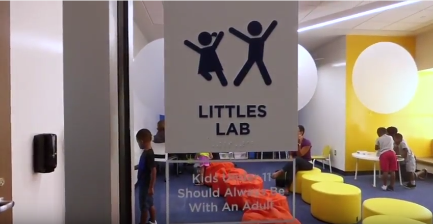 Friday Video: Do Space Littles Lab