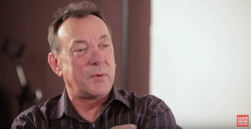 Friday Video: Neil Peart's Top 10 Rules For Success