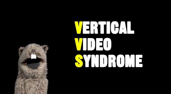 Throwback Thursday: Vertical Video Syndrome PSA