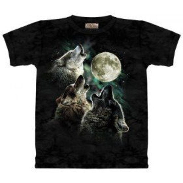 Throwback Thursday: Three Wolf Moon