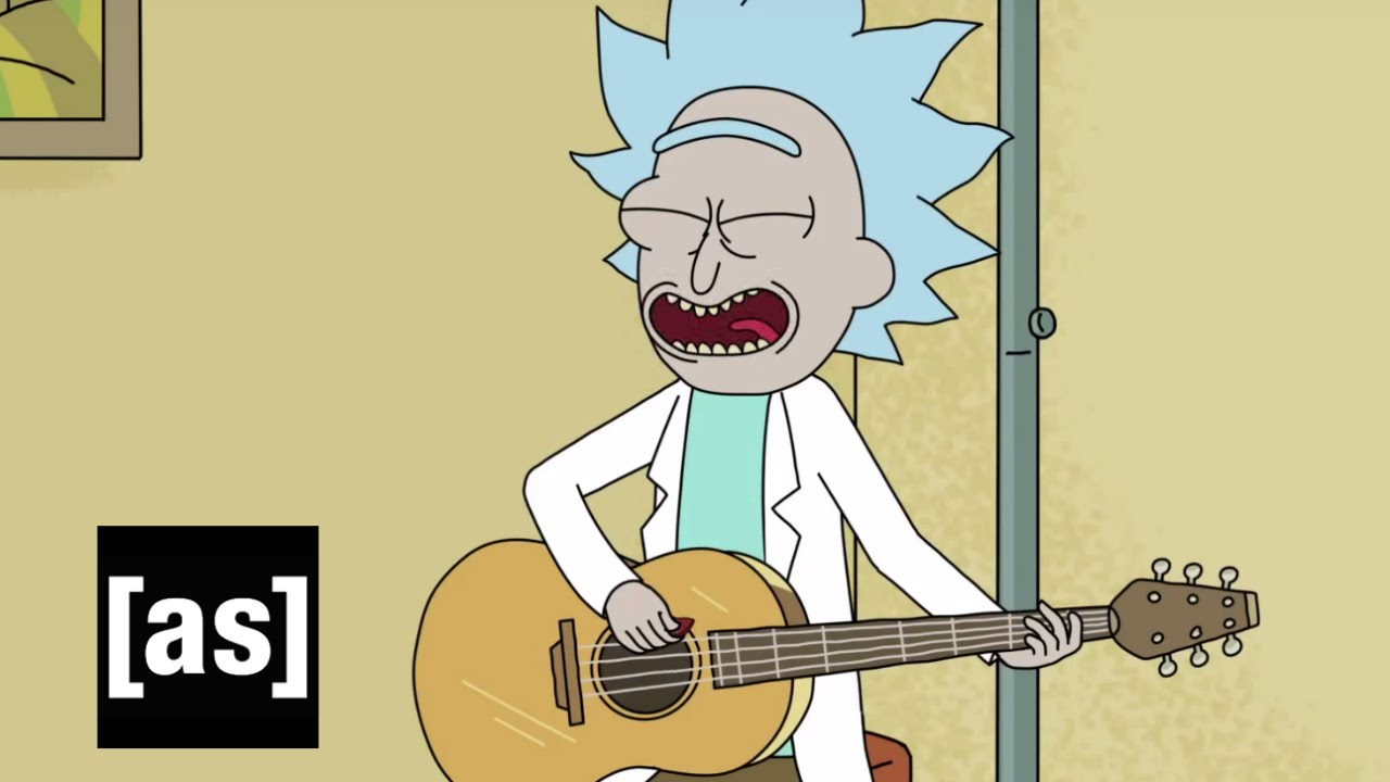 Friday Video: Tiny Rick! – 3D printing more fan requested Rick and Morty stuff